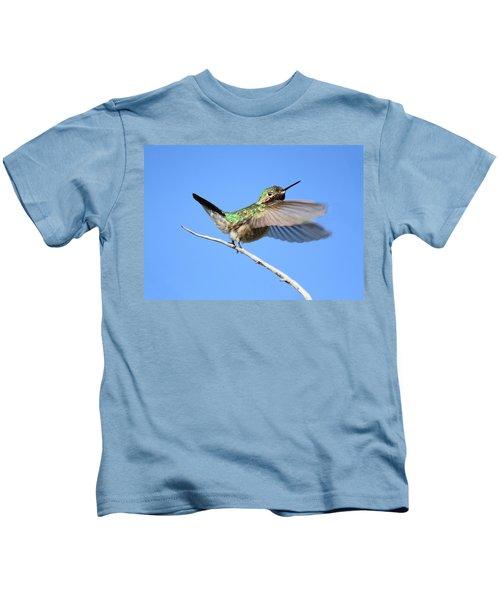Showing My Beauty Kids T-Shirt