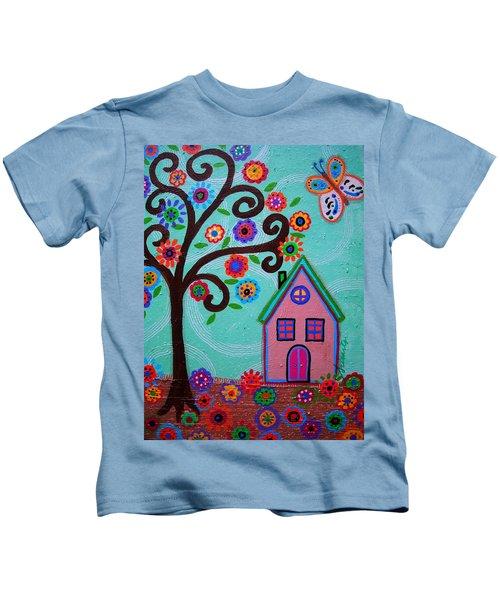 Whimsyland Kids T-Shirt