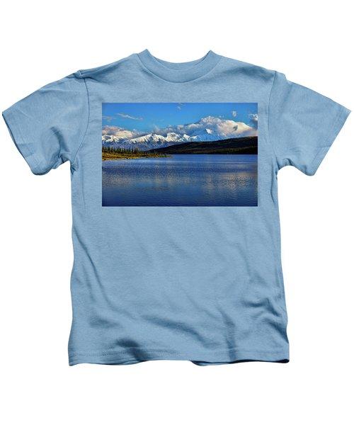 Wonder Lake Kids T-Shirt