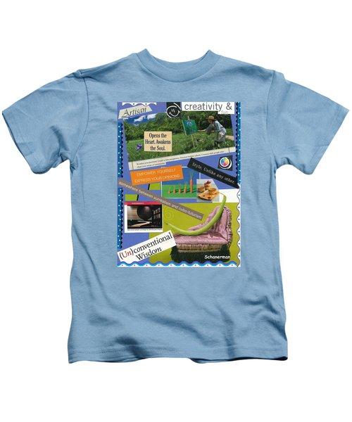 A Unique View Kids T-Shirt