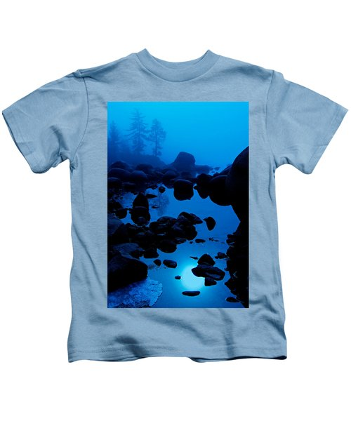 Arise From The Fog Kids T-Shirt