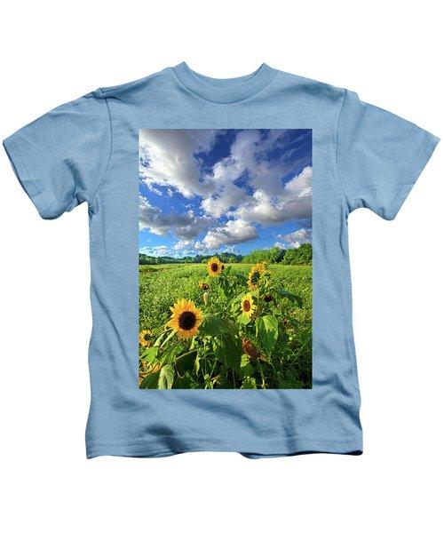Autumn Is Near Kids T-Shirt