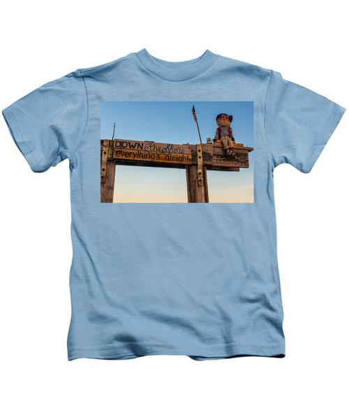 Down The Shore Kids T-Shirt