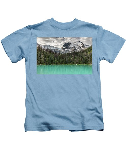Emerald Reflection Kids T-Shirt
