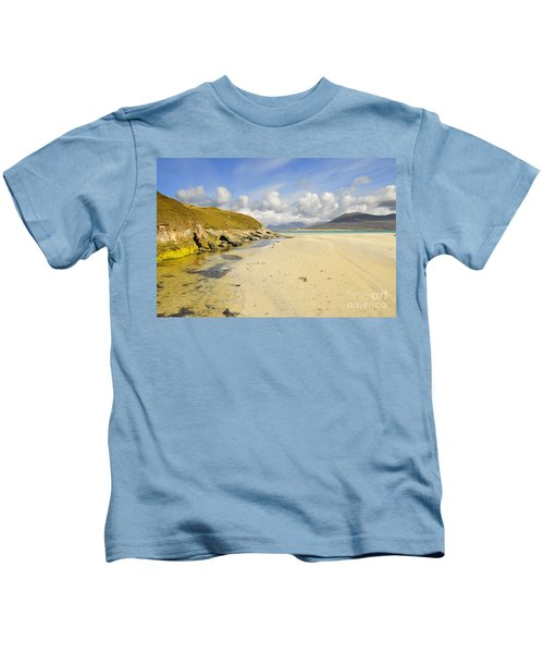 Horgabost Beach Kids T-Shirt