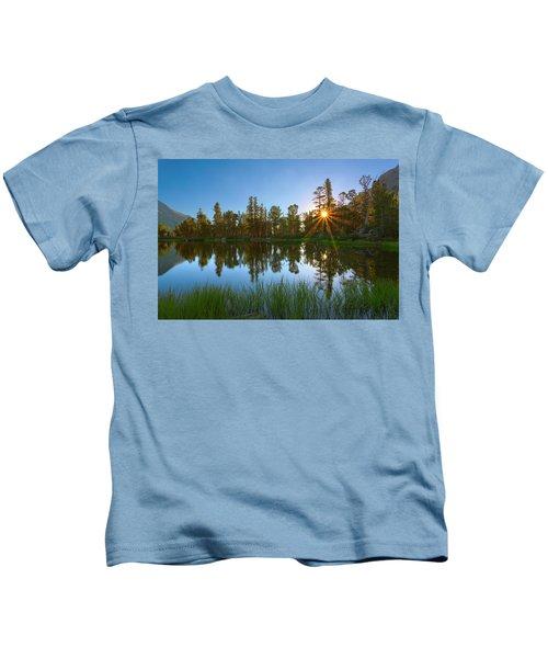 House Of The Rising Sun Kids T-Shirt