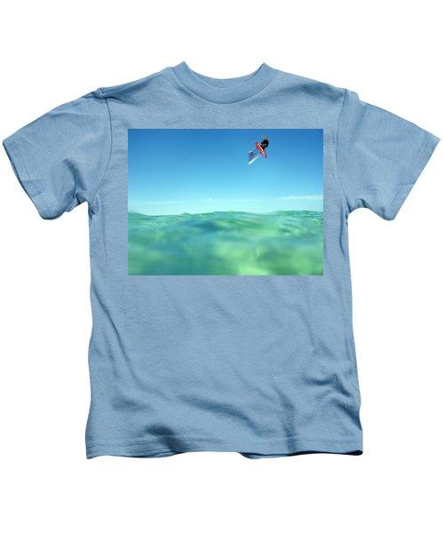 Kitesurfing Kids T-Shirt