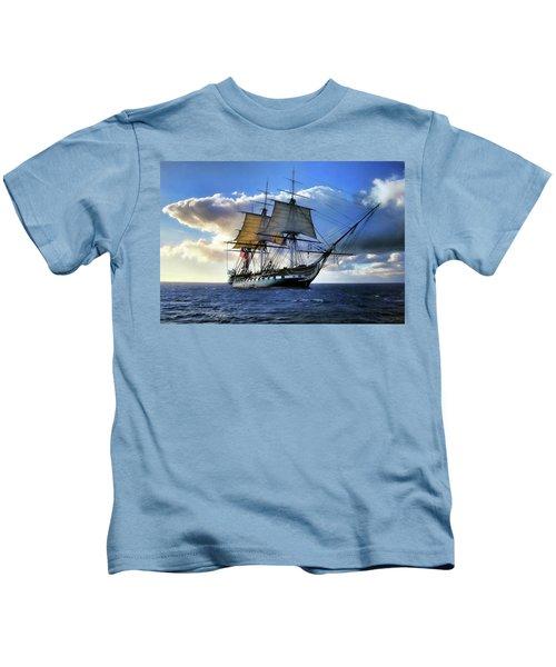 Old Ironsides Kids T-Shirt