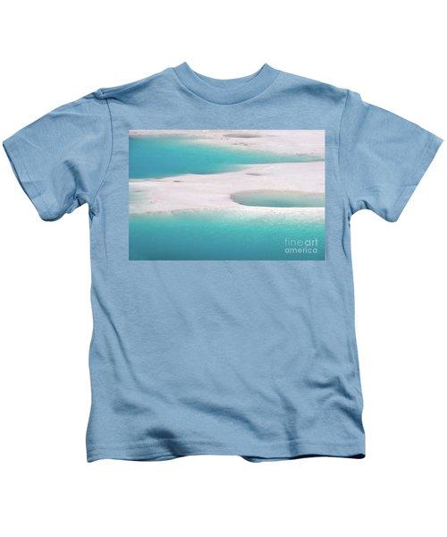Porcelain Basin Kids T-Shirt