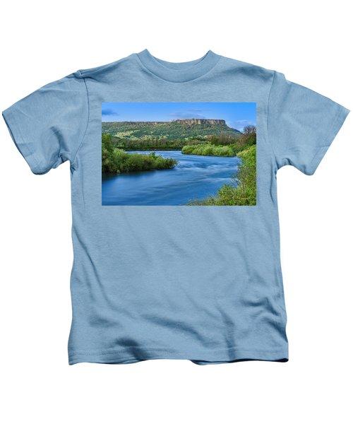Rolling Along Kids T-Shirt