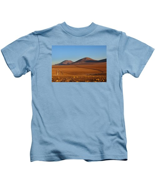 Siloli Desert Kids T-Shirt