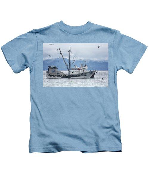 Silver Totem Kids T-Shirt