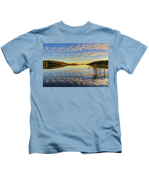 The Evening Light Kids T-Shirt