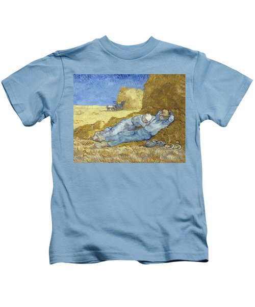 The Siesta After Millet Kids T-Shirt