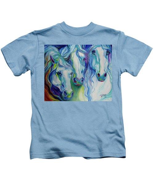Three Spirits Equine Kids T-Shirt