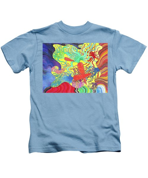 147 - Carrot Canyon Kids T-Shirt