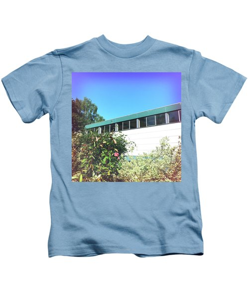 Building Exterior Kids T-Shirt