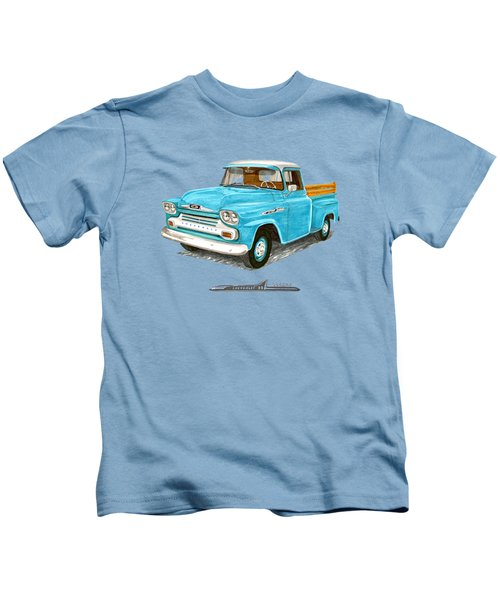 Apache Pick Up Truck Kids T-Shirt