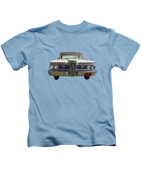 1959 Edsel Ford Ranger Kids T-Shirt
