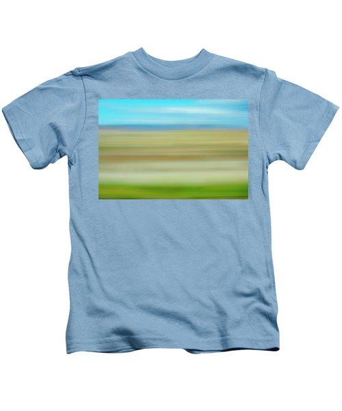 Book Cliffs Kids T-Shirt