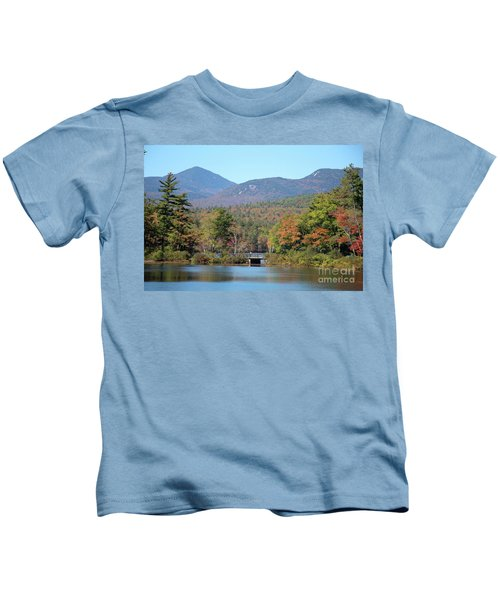 Chocorua Lake Kids T-Shirt
