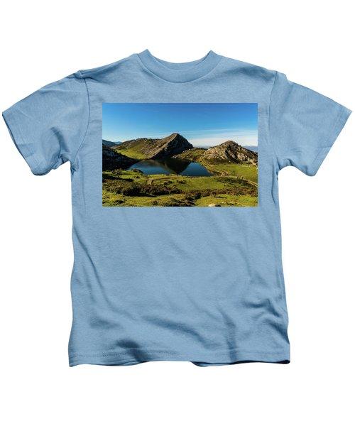 Glacier Formed Kids T-Shirt