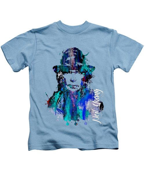 Neil Young Collection Kids T-Shirt
