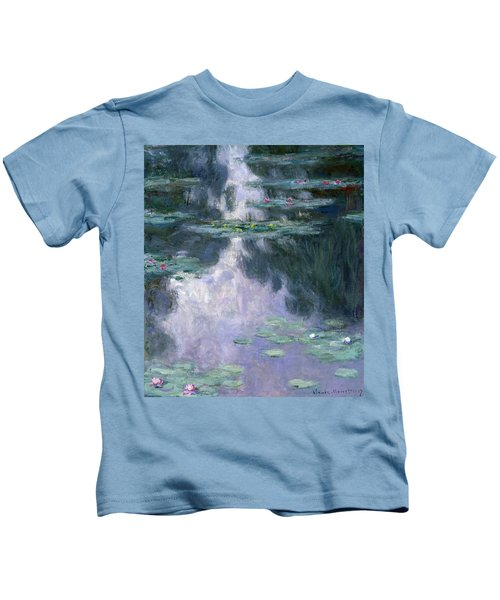 Waterlilies Kids T-Shirt