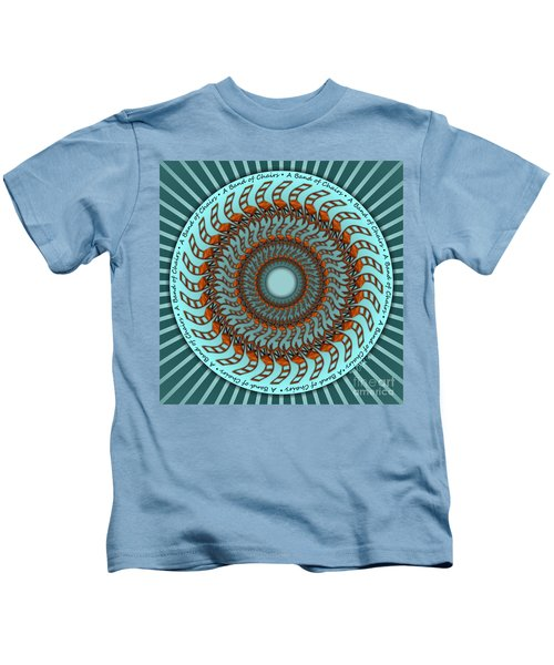 A Band Of Chairs Kids T-Shirt