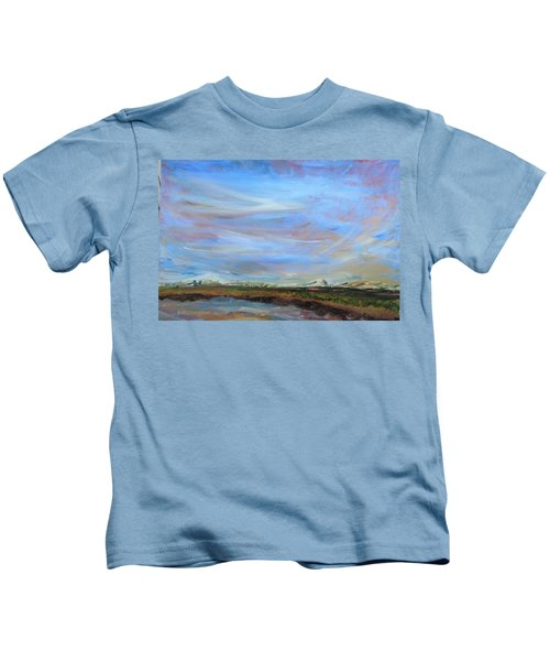 A Different Perspective Kids T-Shirt