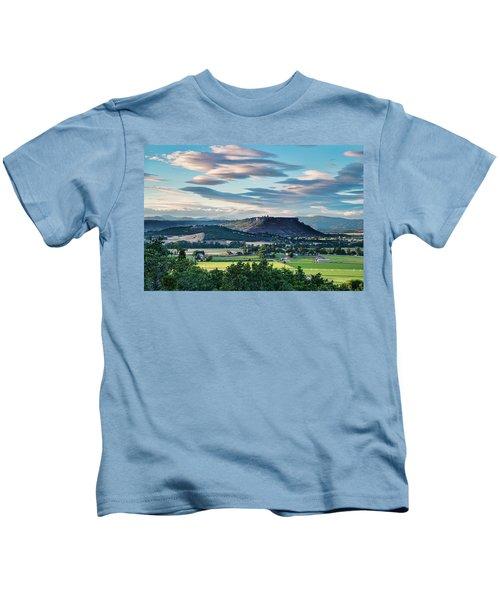 A Peaceful Land Kids T-Shirt