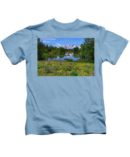A Slice Of Heaven Kids T-Shirt