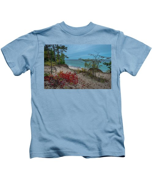 A Touch Of Color  Kids T-Shirt