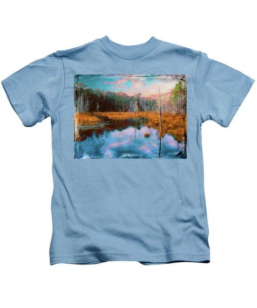 A Wilderness Marsh Kids T-Shirt