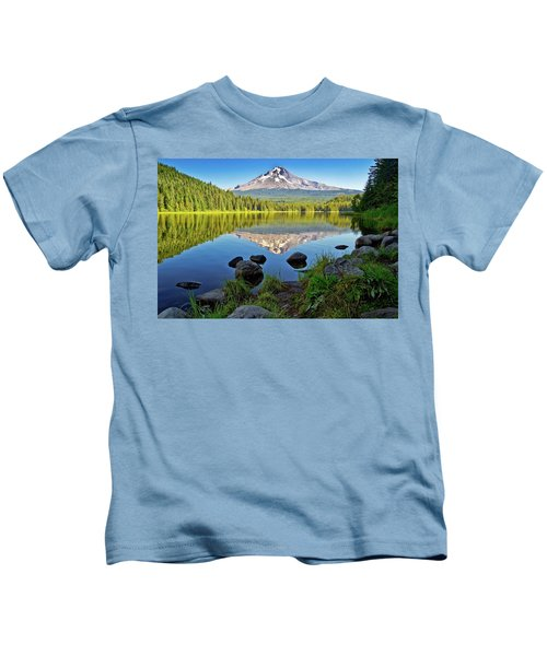 Above The Lake Kids T-Shirt