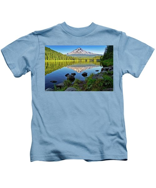 Above The Lake Kids T-Shirt