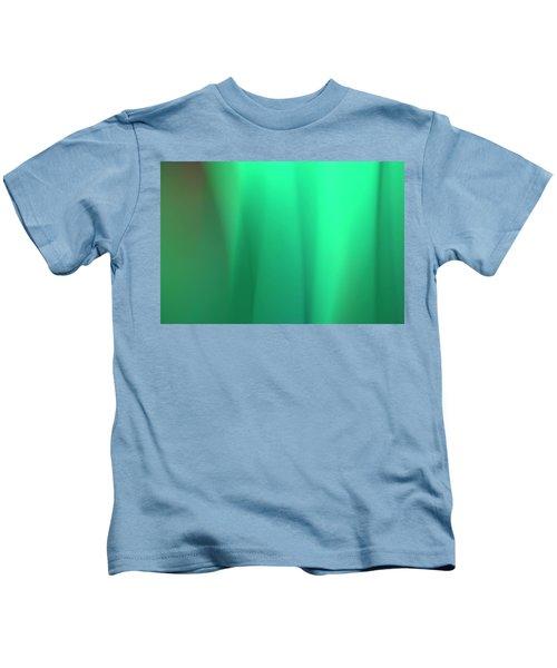 Abstract No. 8 Kids T-Shirt