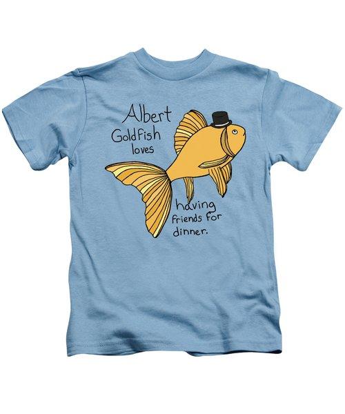 Albert Fish Kids T-Shirt