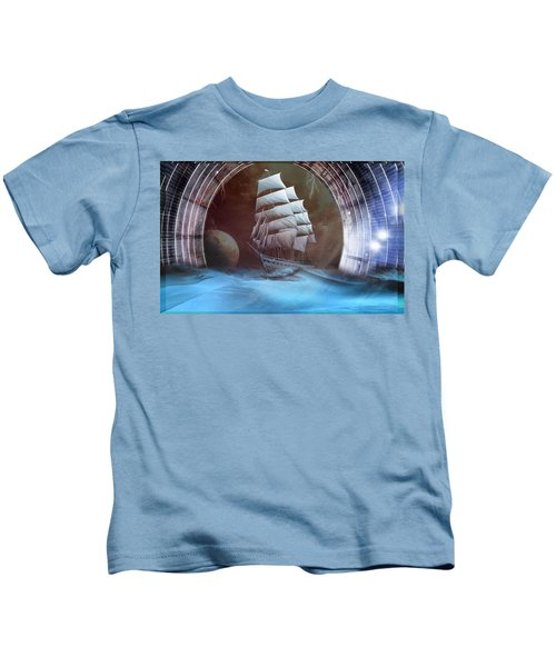 Alternate Perspectives Kids T-Shirt