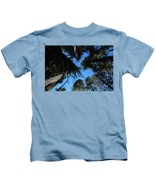 Among Giants Kids T-Shirt