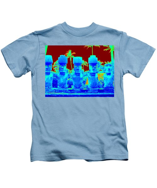Ancient Idols Kids T-Shirt