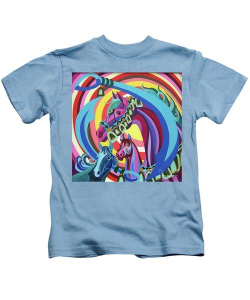 Arabian Sons Kids T-Shirt