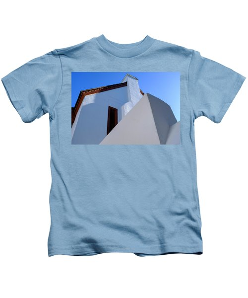 Architecture Photography From Saint Augustine Florida Kids T-Shirt