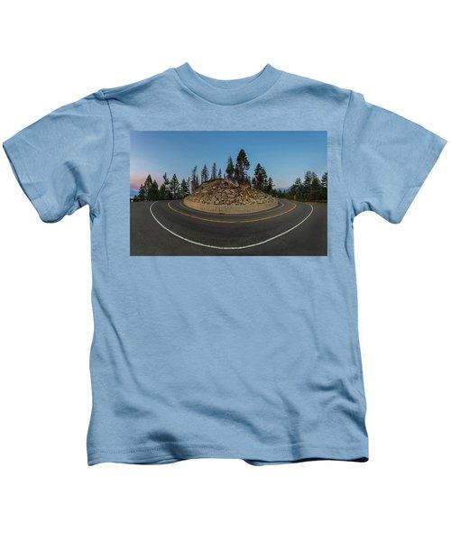 Around The Bend Kids T-Shirt