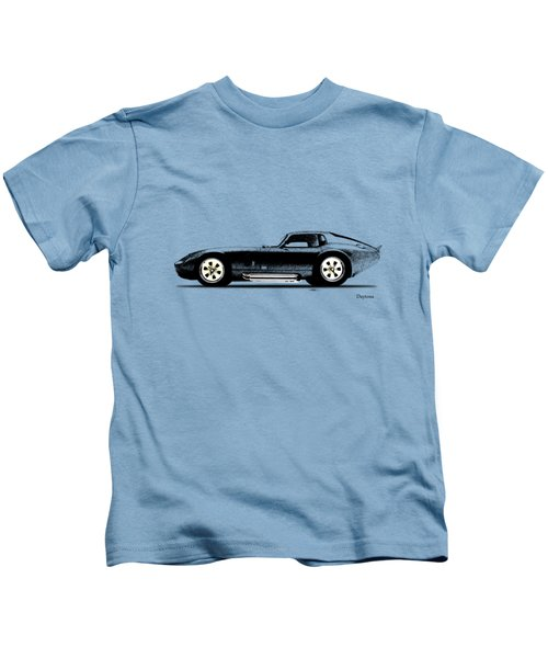 The Daytona 1965 Kids T-Shirt by Mark Rogan