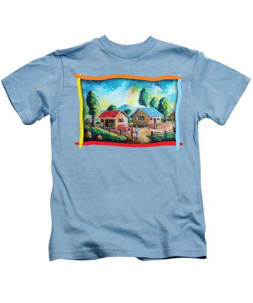 Hanging Around Kids T-Shirt