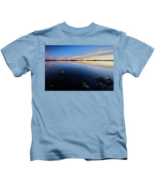 Ashurst Lake Sunrise Kids T-Shirt