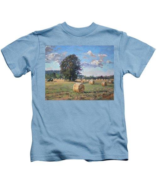 At Cathy's Farm Georgetown Kids T-Shirt