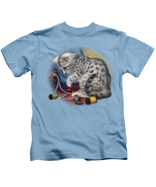 At Play Kids T-Shirt