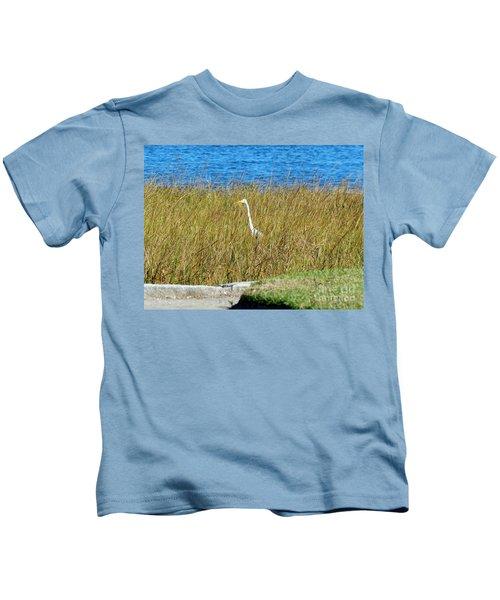 Audubon Park Sighting Kids T-Shirt